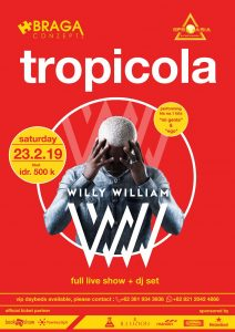 Willy William Live Performance and DJ Set at Tropicola