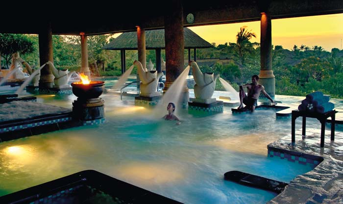 Spa: The Healing Power of Water - NOW! Bali
