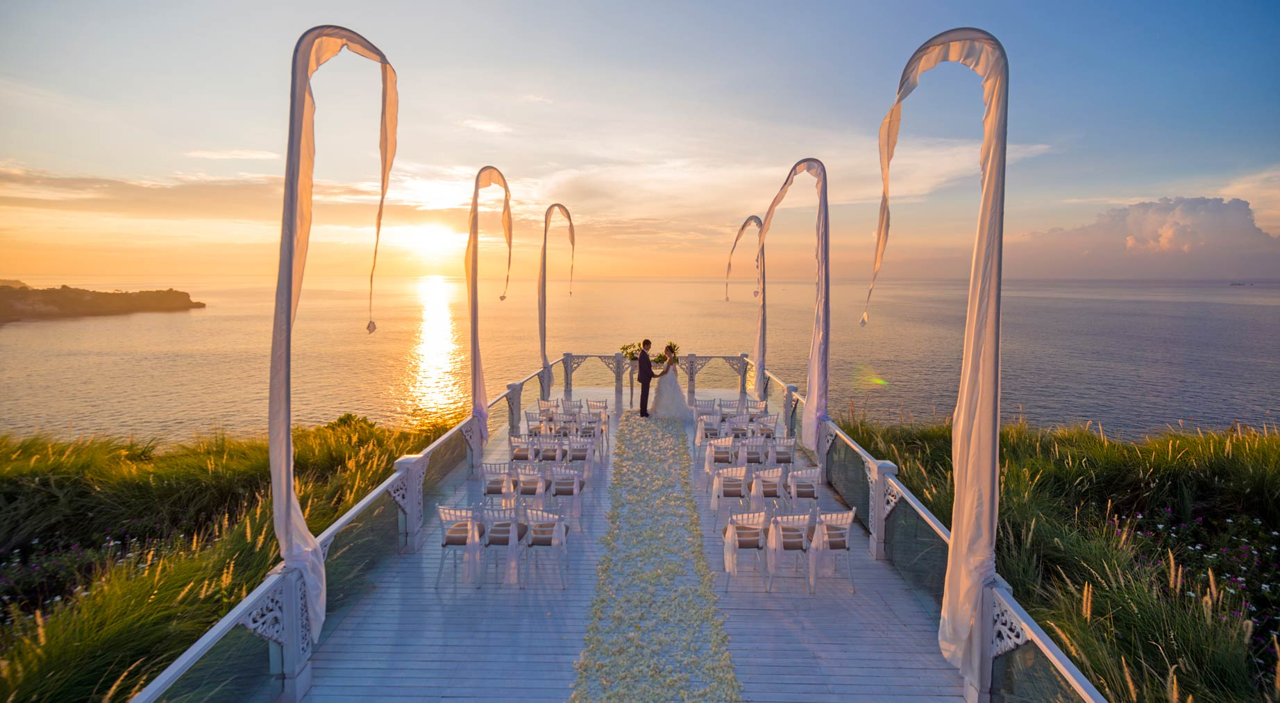 Best Wedding Venues In Bali Tying The Knot In Paradise Now Bali