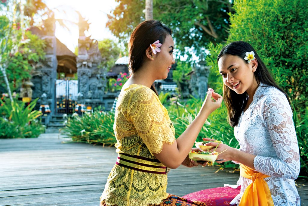 WO - Balinese Culture Experience
