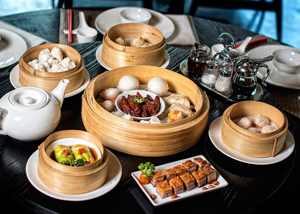 Theme---Chinese-Fodd---Golden-Monkey---Table-of-food
