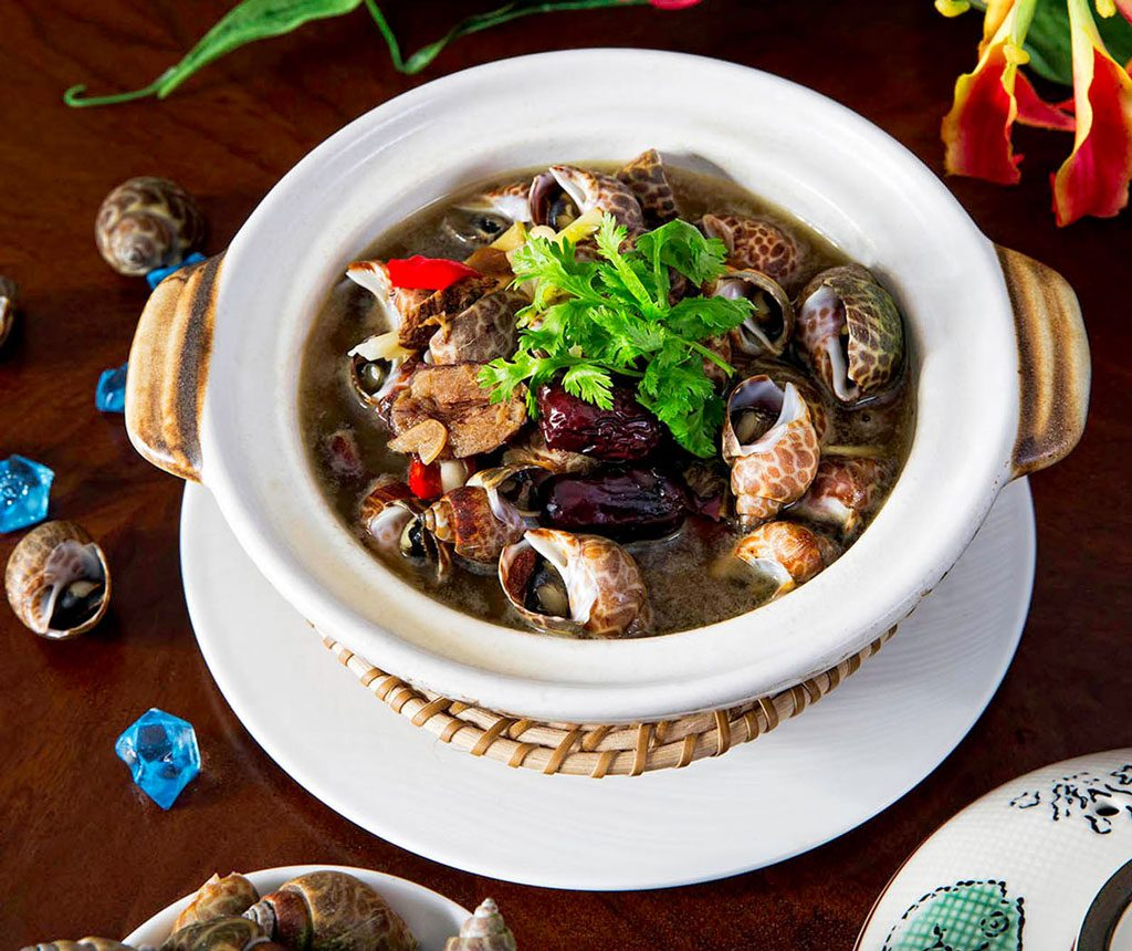 Theme---Chinese-Food---Table-8---Snail