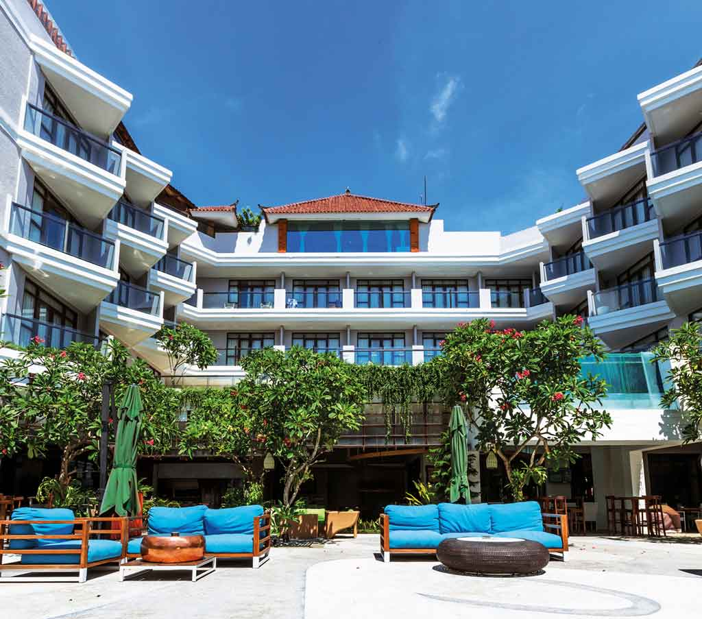 Wyndham opens doors in kuta now bali for The wyndham