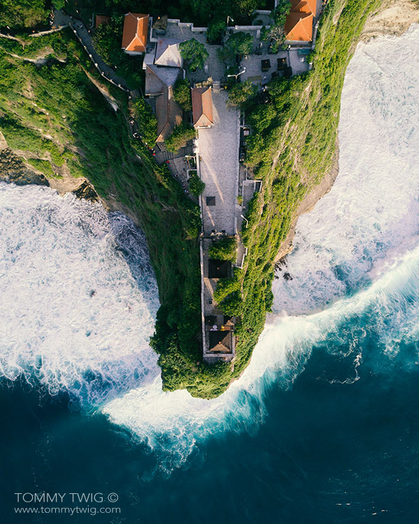 Uluwatu Temple by Tommy Twig