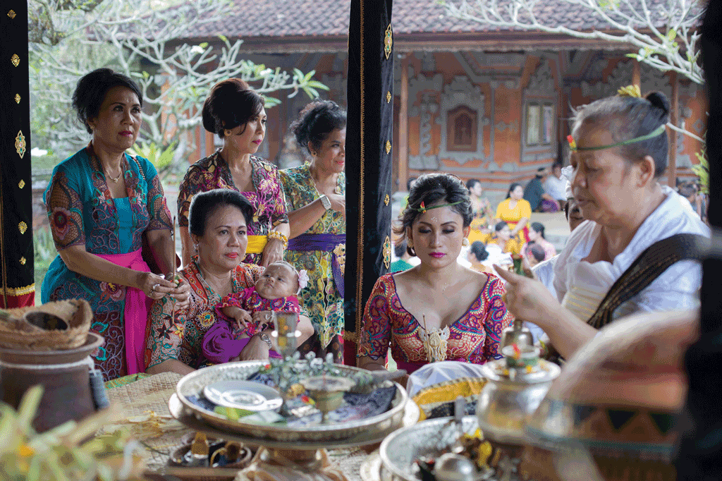 Balinese Caste Systems: Changes in Modern Times