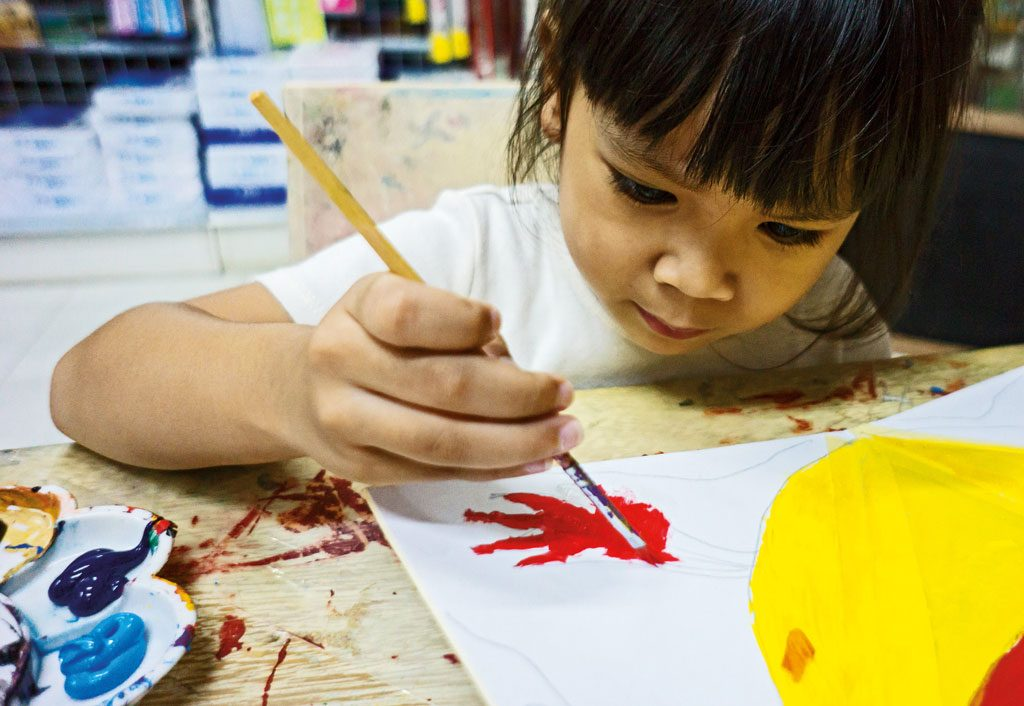 Little Creators Arts And Crafts For Kids Now Bali
