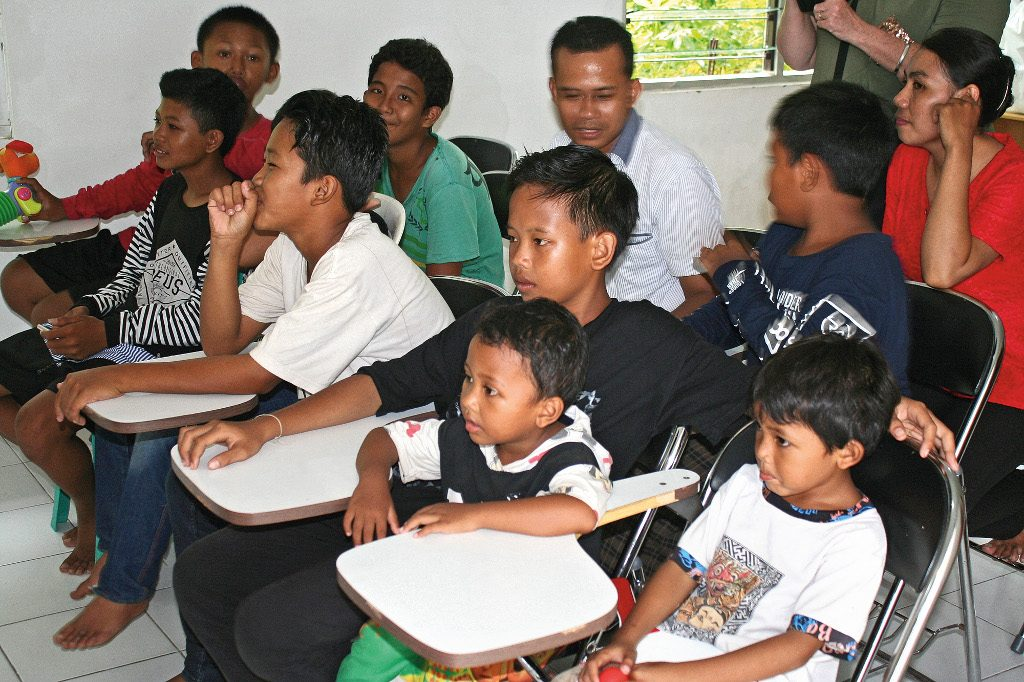 Charity Profile - Bali Life Foundation - Suwung Community Centre