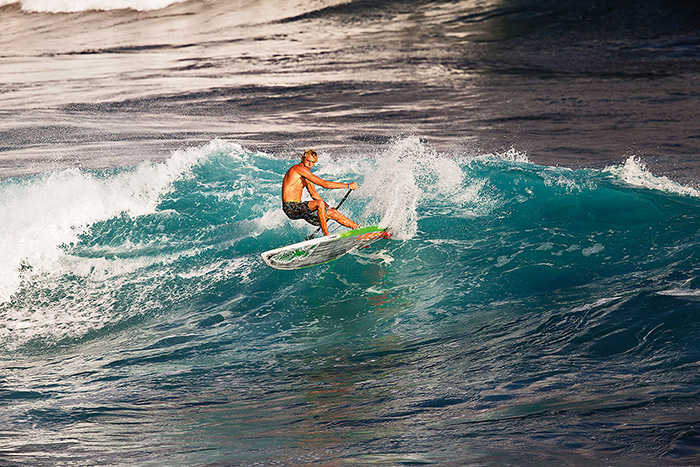 Water sports in Bali Sanur Stand Up Paddle