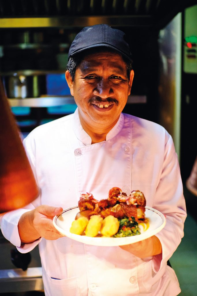 DS - Manisan Welcomes New Head Chef