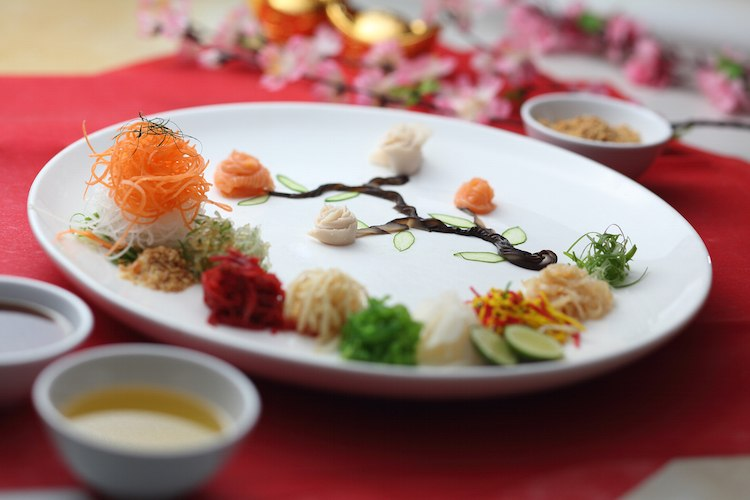 Chinese New Year in Jimbaran InterContinental Bali Resort