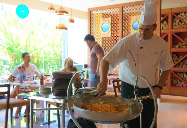 Brunch Adventura Westin Nusa Dua 5