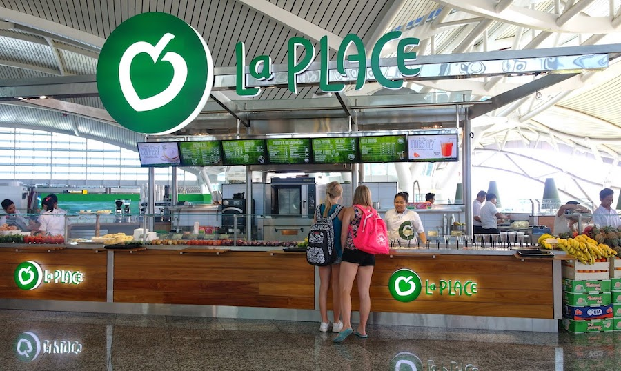 5 Best Places To Eat At The Bali Airport Now Bali
