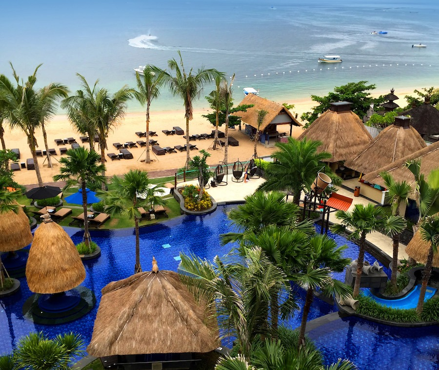 Tanjung Benoa Beach Holiday Inn Resort