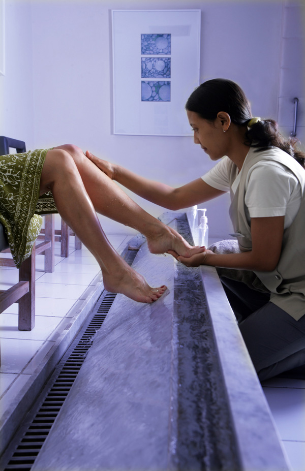 Spa Wellness Chill Reflexology