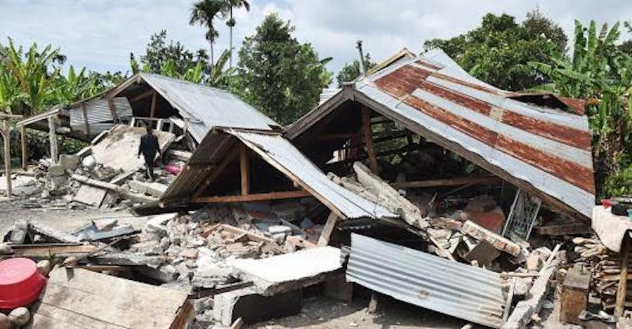 Lombok Earthquake