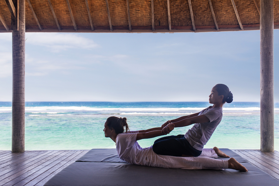 Karma Beach Bali Kandara - Sunday Wellness Day - Thai Massage