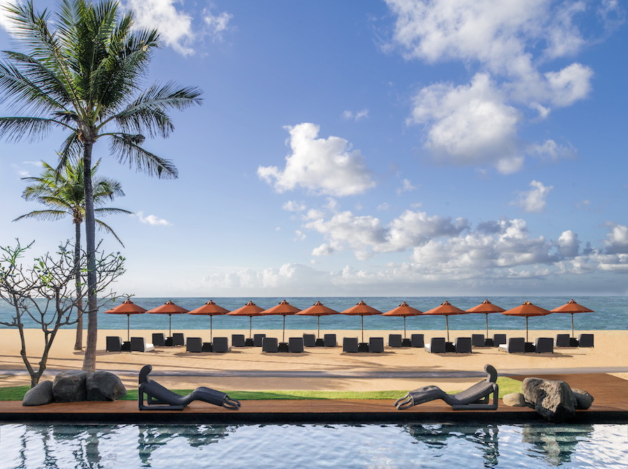 St Regis Bali Resort Beach and Pool