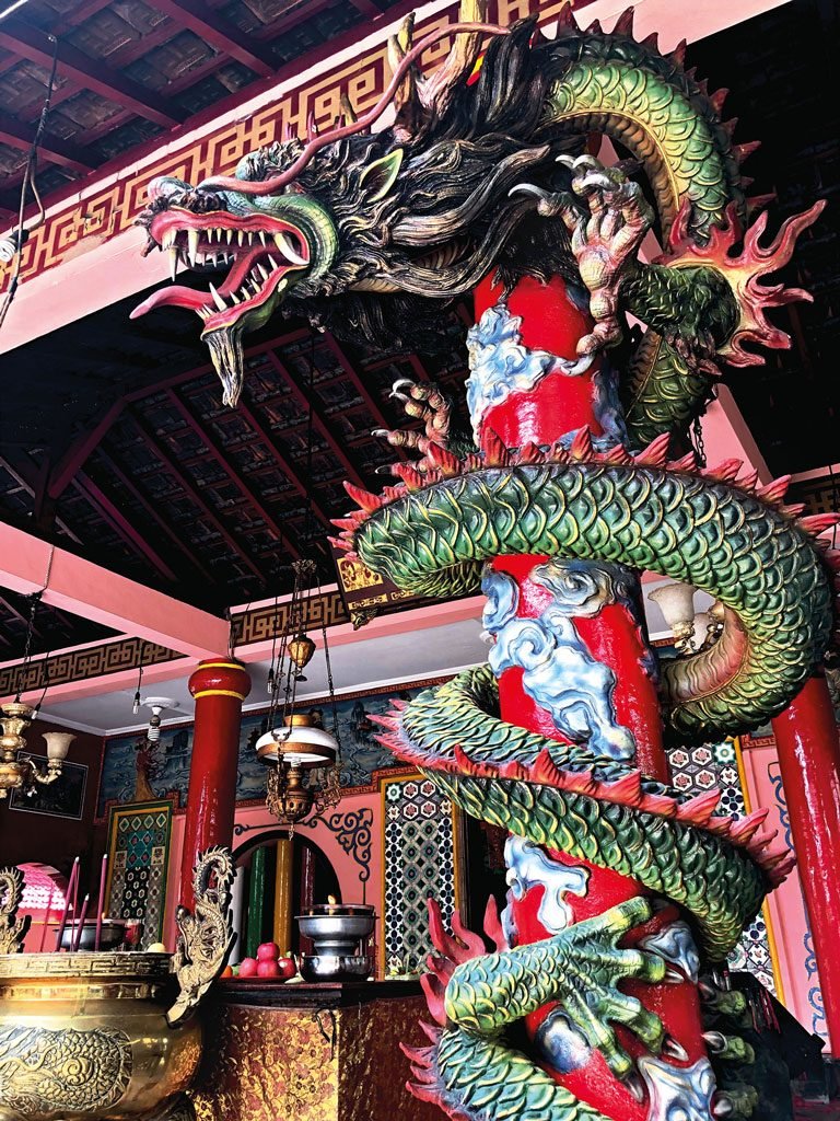 Klenteng Chinese Temples in Bali