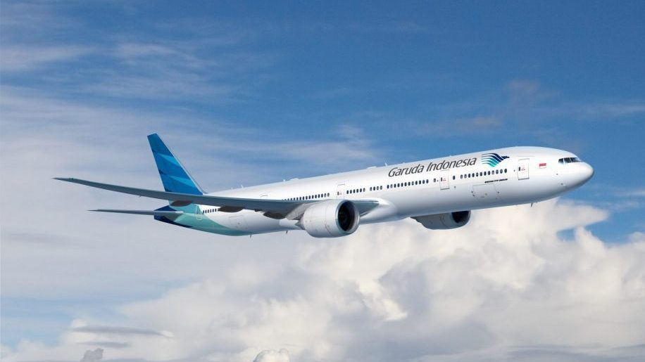 Direct Flights from London to Bali Garuda Indonesia
