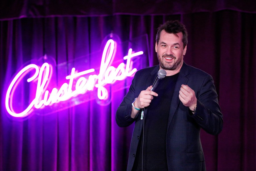 Jim Jefferies in Bali Stand Up Comedy
