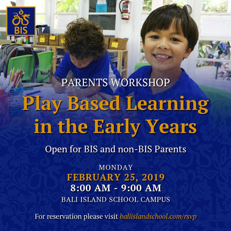 Bali Island School Preschool Teachers Hosts Workshop for Parents 2