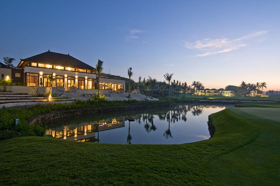 Bali National Golf Course Golf courses in Bali
