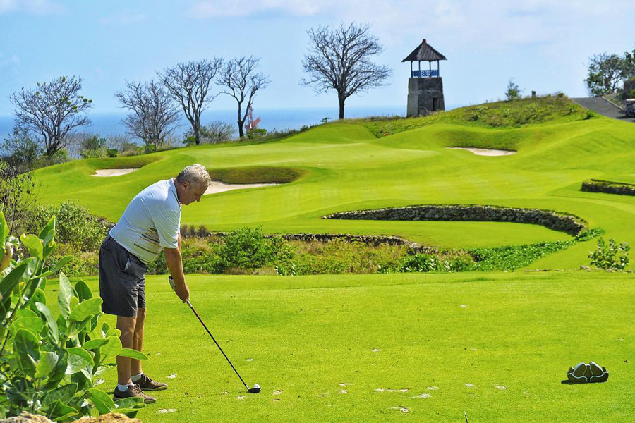 Bukit Pandawa Golf and Country Club Golf courses in Bali