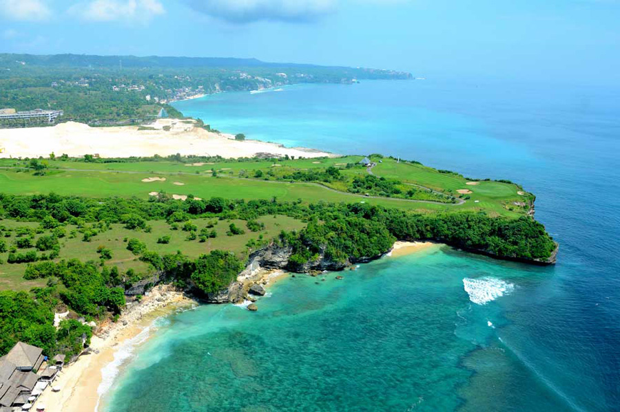 New Kuta Golf courses in Bali