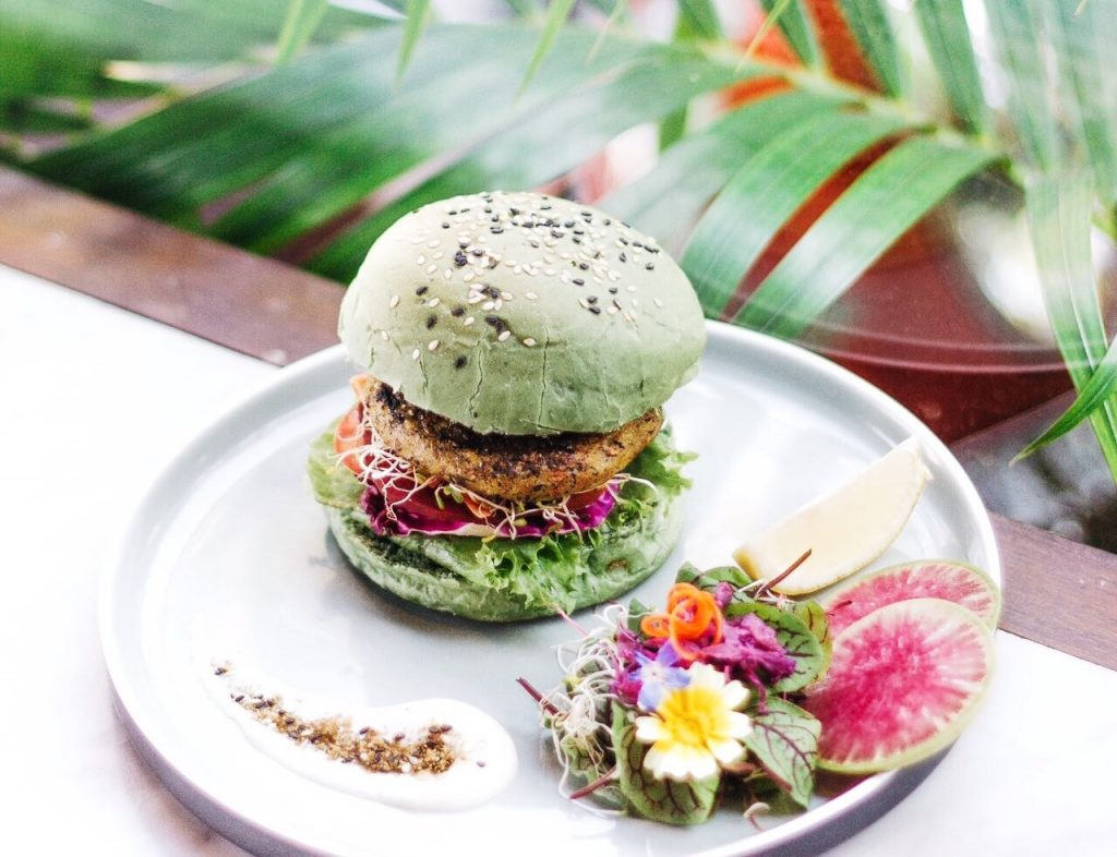 Peloton Supershop Vegetarian Restaurant in Bali