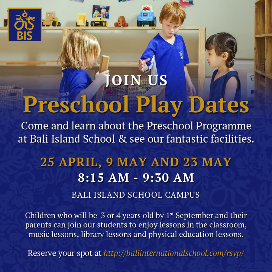 Preschool Play Dates