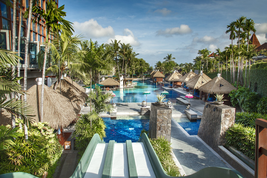 The Classic Family Holiday At Hard Rock Hotel Bali A