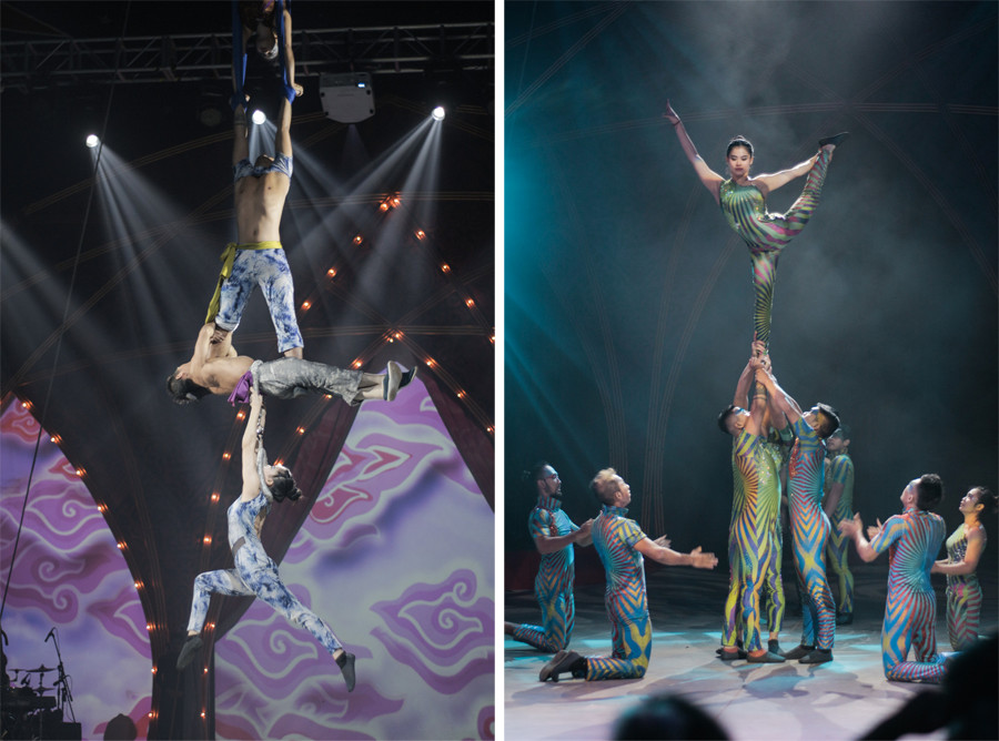 The Great 50 Show Bali Circus 6