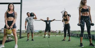 Empire Fit Club - Bali Bootcamps 2