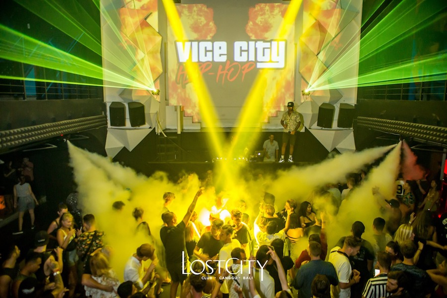 Lost City Canggu - Party in Bali