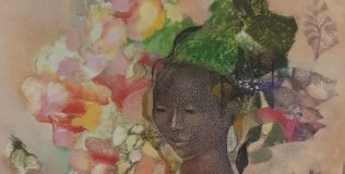 Balinese-woman-and-child---Geneieve-Couteau-thumbnail