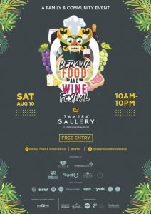 Berawa food and wine festival 2019