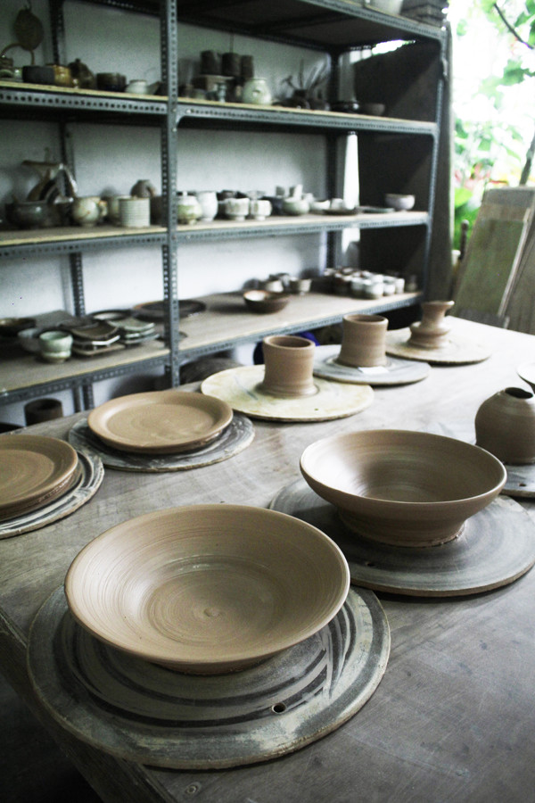 Bali Art Classes - Sari Api Ceramics