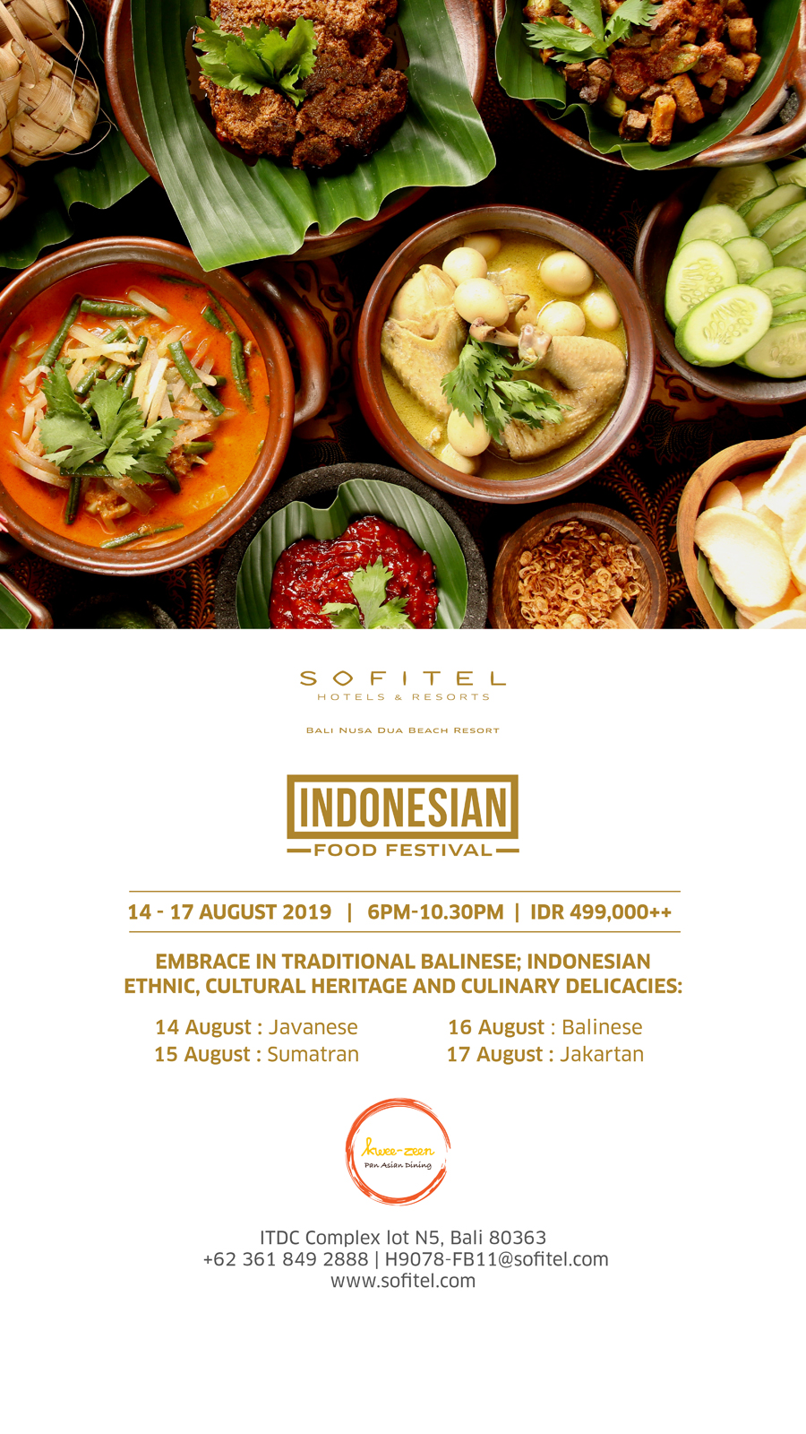 Indonesian Food Festival 7
