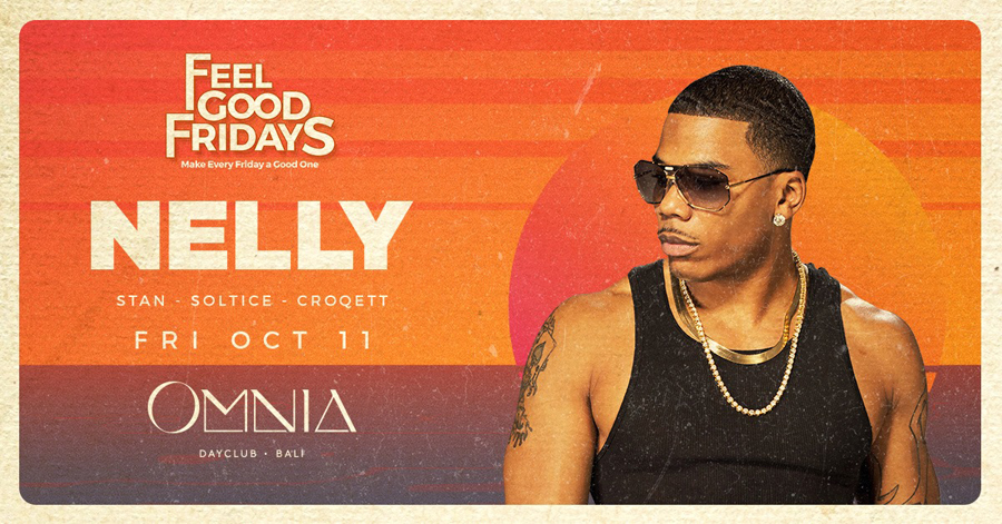 Nelly Live in Bali