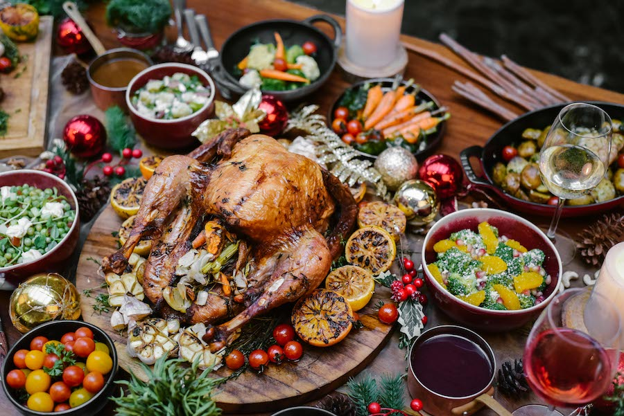 Christmas in Bali 2020 : Lunches, Dinners, Celebrations