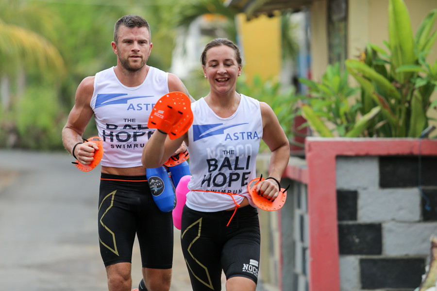 Bali Hope SwimRun 2019 Bali Children Foundation 3