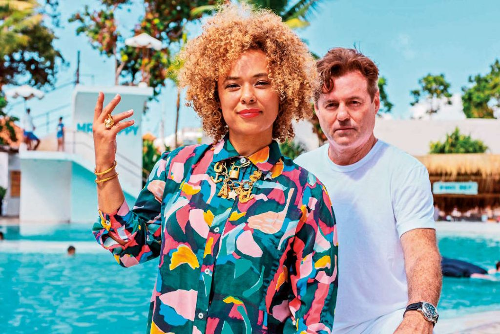 Sneaky Soundsystem Mrs Sippy Bali 2019