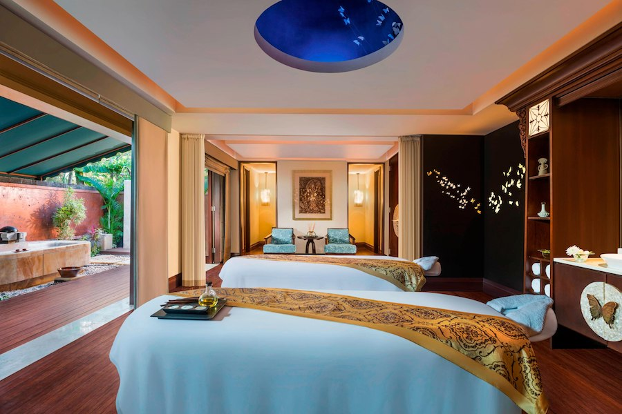 Couples Spa in Bali - Couples massage Bali St Regis