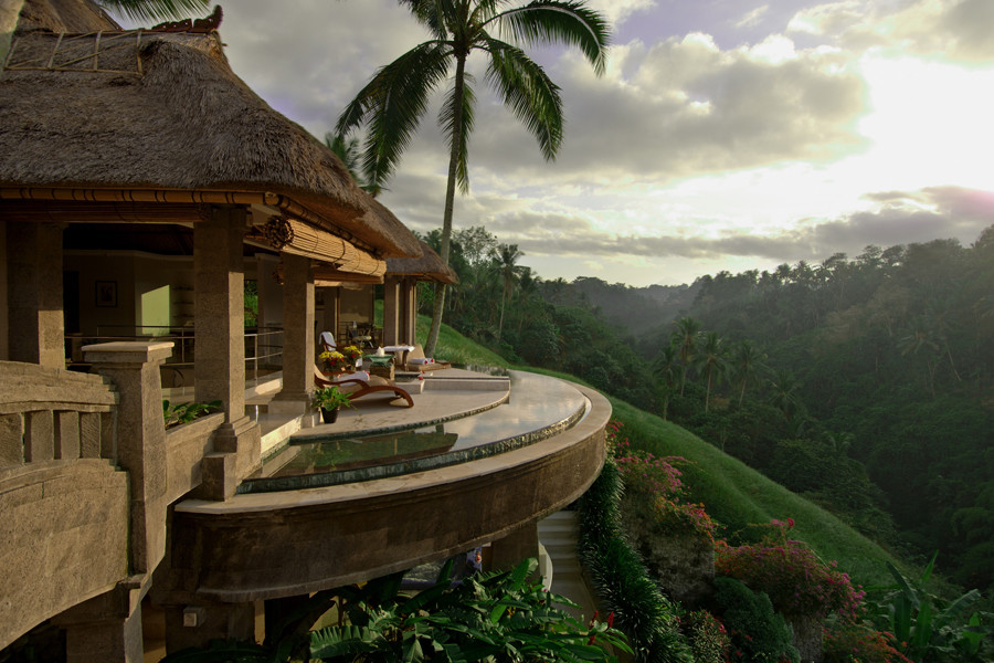 Couples Spa in Bali Viceroy Bali Ubud