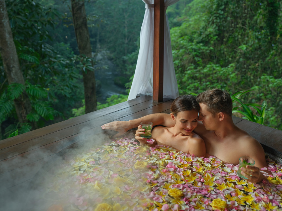 Maya Ubud - Couples spa in Bali