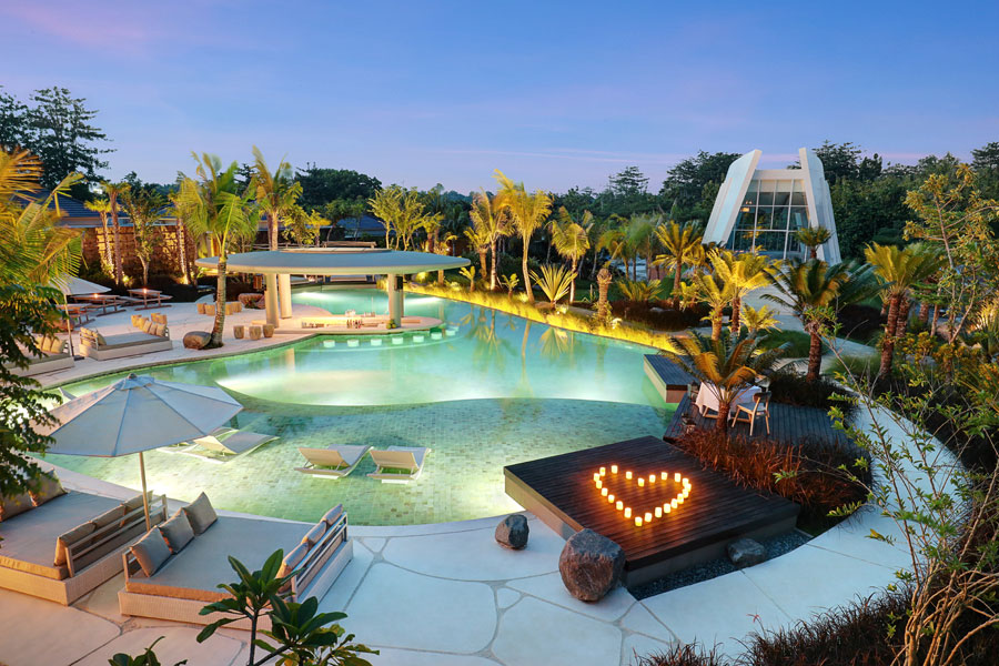 X2 Bali Breakers Resort - Valentine's Day