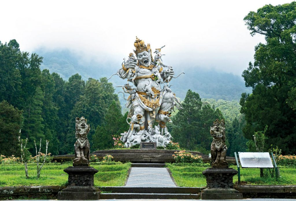 bloom Botanical Gardens Bedugul Bali