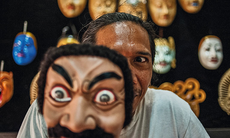 The Ideology of Balinese Masks