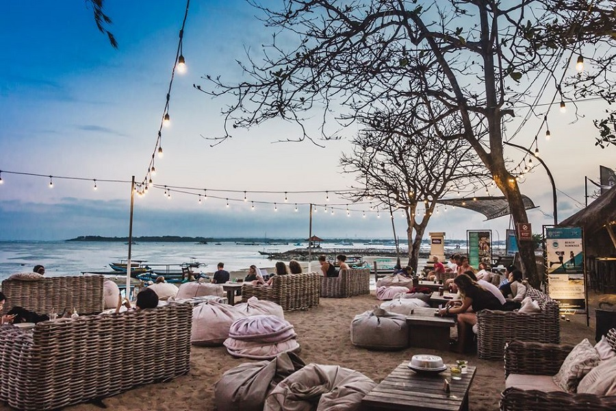 Best Restaurants in Sanur - Genius Cafe