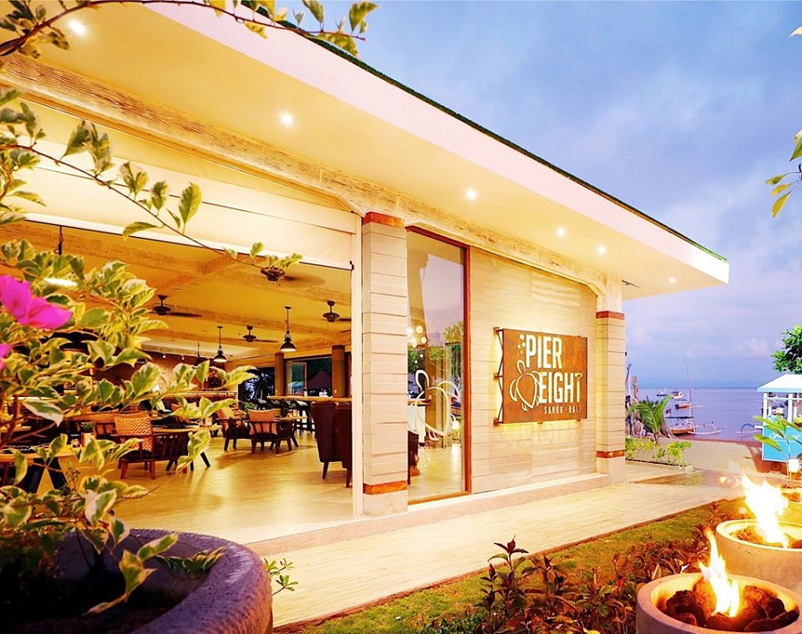 Best Restaurants in Sanur - Pier Eight Bali